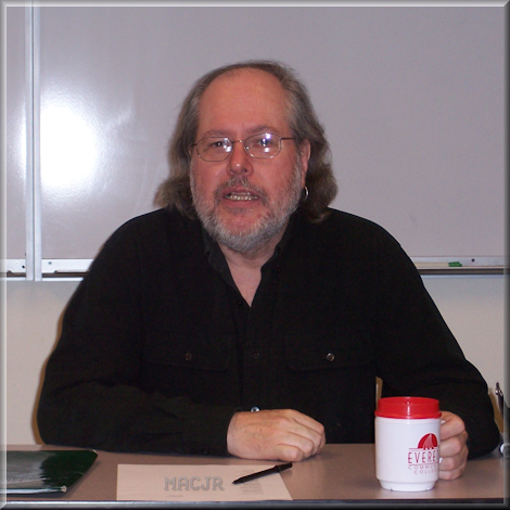 MACJR'S Creative Writing Instructor - Rich Ives - Spring Quarter 2007
